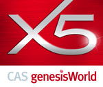 CAS genesisWorld in neuer Version x5 setzt neue Standards